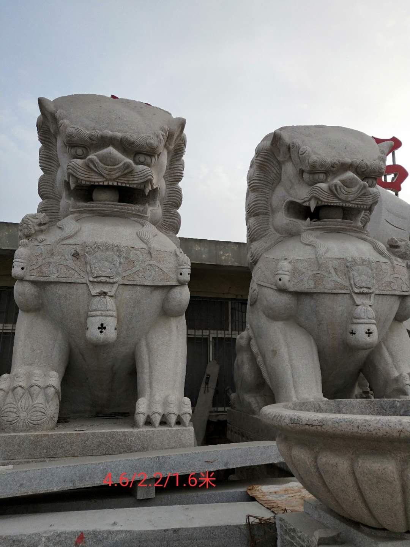 石狮/各种动物雕塑