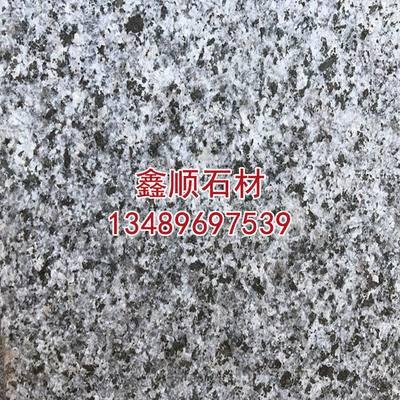 芝麻白G623石材价格