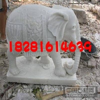 四川汉白玉大象