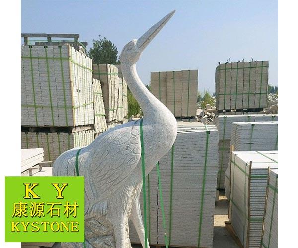 黄锈石动物石雕