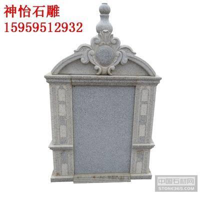 供應石雕國外歐式墓碑廠家直銷