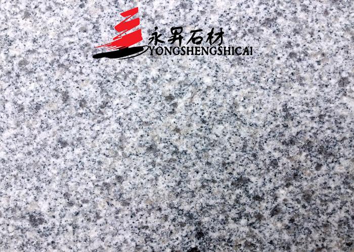 泌阳芝麻白603磨光面板材加工