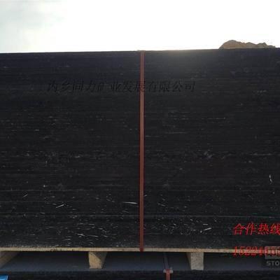 梨花红染黑板 黑色粗花染板