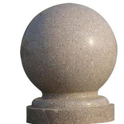 挡车球圆球石材异形