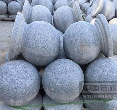 河南芝麻白圆球