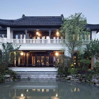 杭州云栖玫瑰园