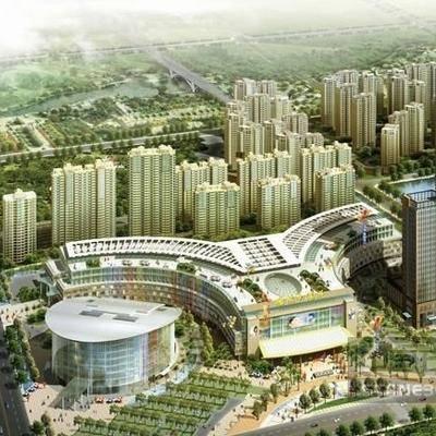 嘉兴中港城
