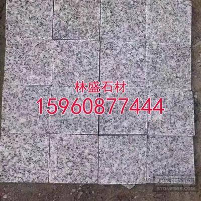 芝麻白g623小方块小料石弹石