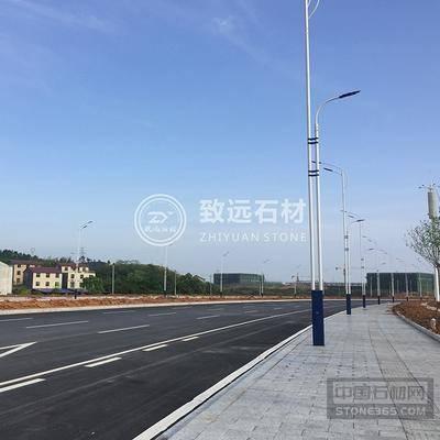 湖南省永州市市政工程总公司-潇湘大道联城段2