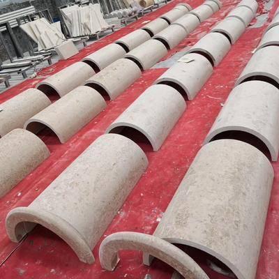 供应新华区外墙城堡米黄石材产品