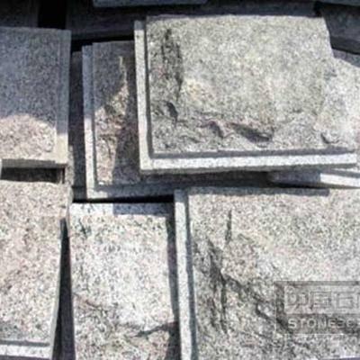 山东黄锈石蘑菇石