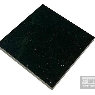 国产黑金沙光面石材