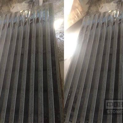 安徽中国黑板材拉槽磨光加工生产