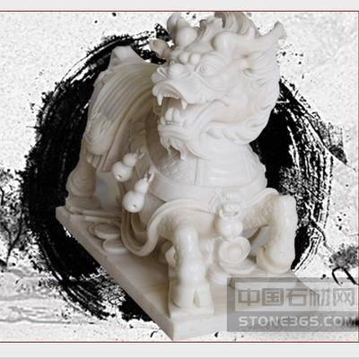 湖南汉白玉石雕