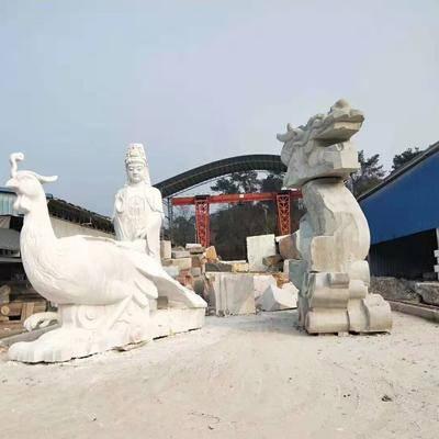 湖南汉白玉大型雕刻