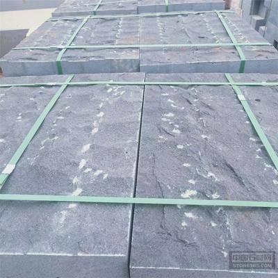 供应自然面黑色花岗石 中国黑