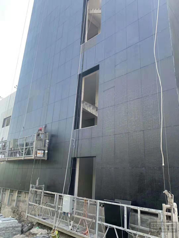 宜宾黑幕墙工程案例