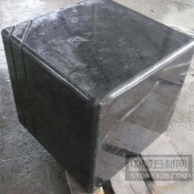 海南黑异形石桌椅