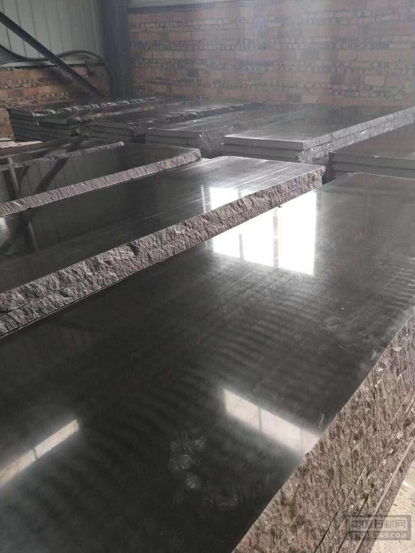 新中國黑石材可代替湛江黑福鼎黑