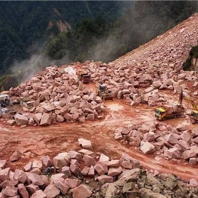 中国红矿山