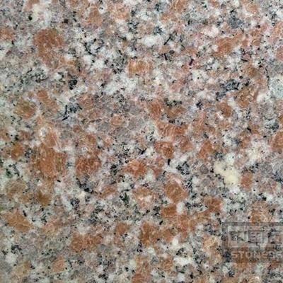 泌阳红花岗岩