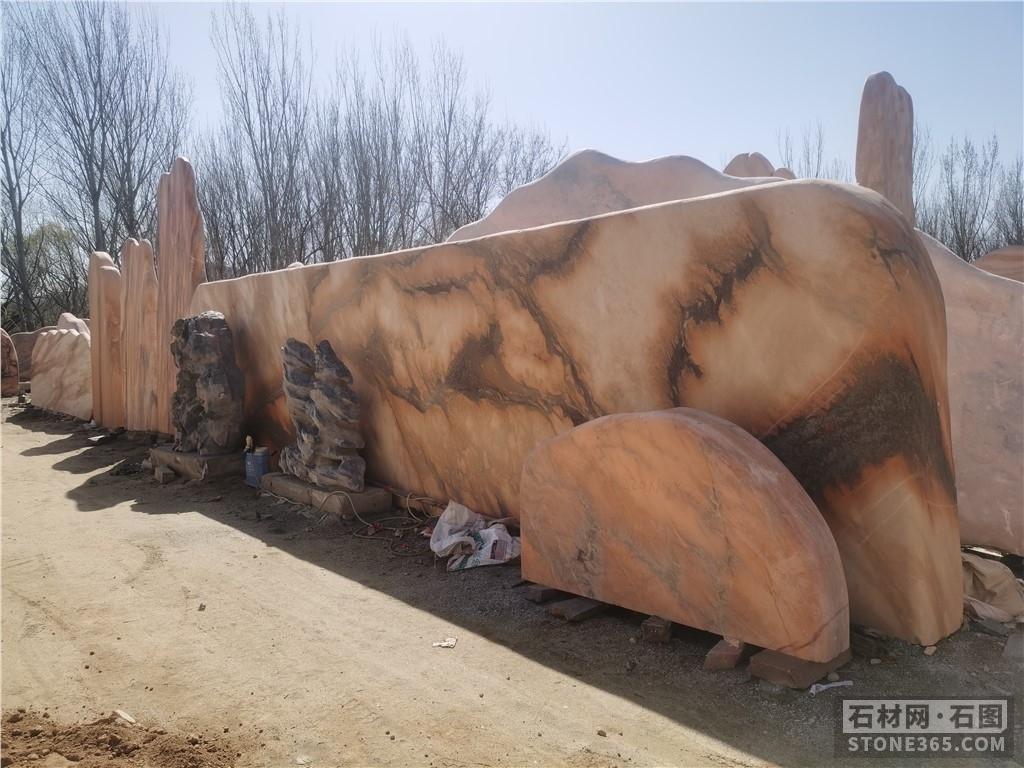 河北旭枫 景观石 景观雕塑
