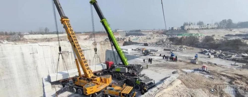 大连庄河打响石材加工职业环境整治攻坚战