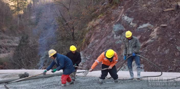 湖北省麻城市财政局建账建制赋能石材工业开展