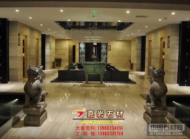 天津顺峰酒店精装工程