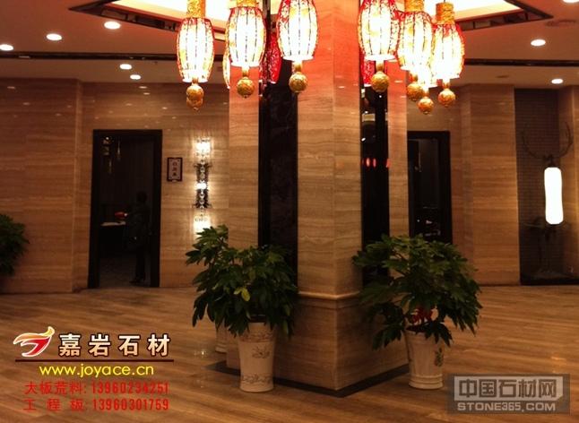 湖北宜昌万达酒店精装工程