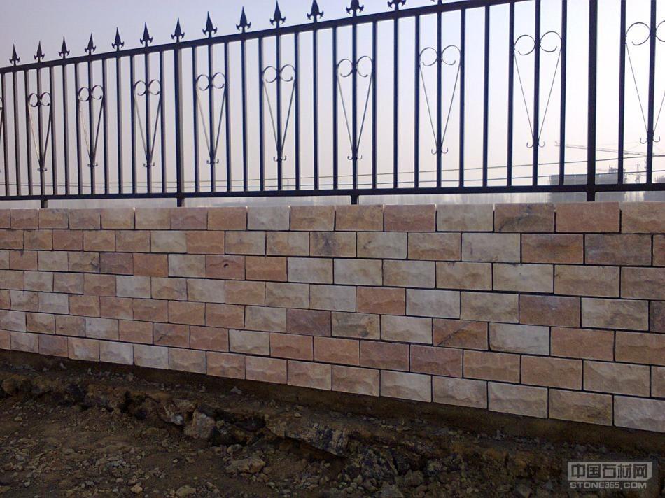 外墙砖蘑菇石
