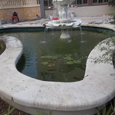 黄木纹水池