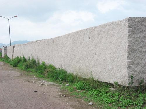 大型门牌石