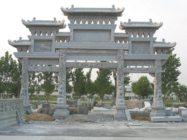 供应石雕、青石石雕、石雕加工厂、石雕牌坊、石雕牌楼