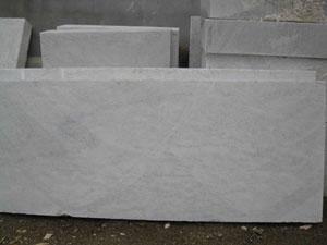 河南雪花白大理石异型石材加工