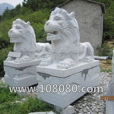 湖北石狮子/武汉石狮子