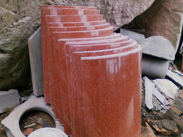 中国红石材1