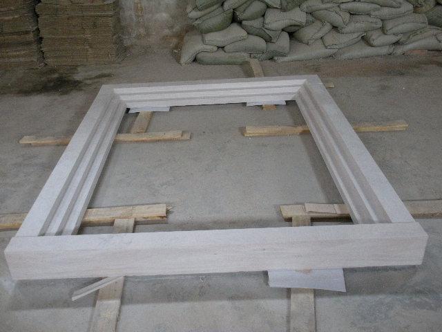供应白砂岩门套窗套