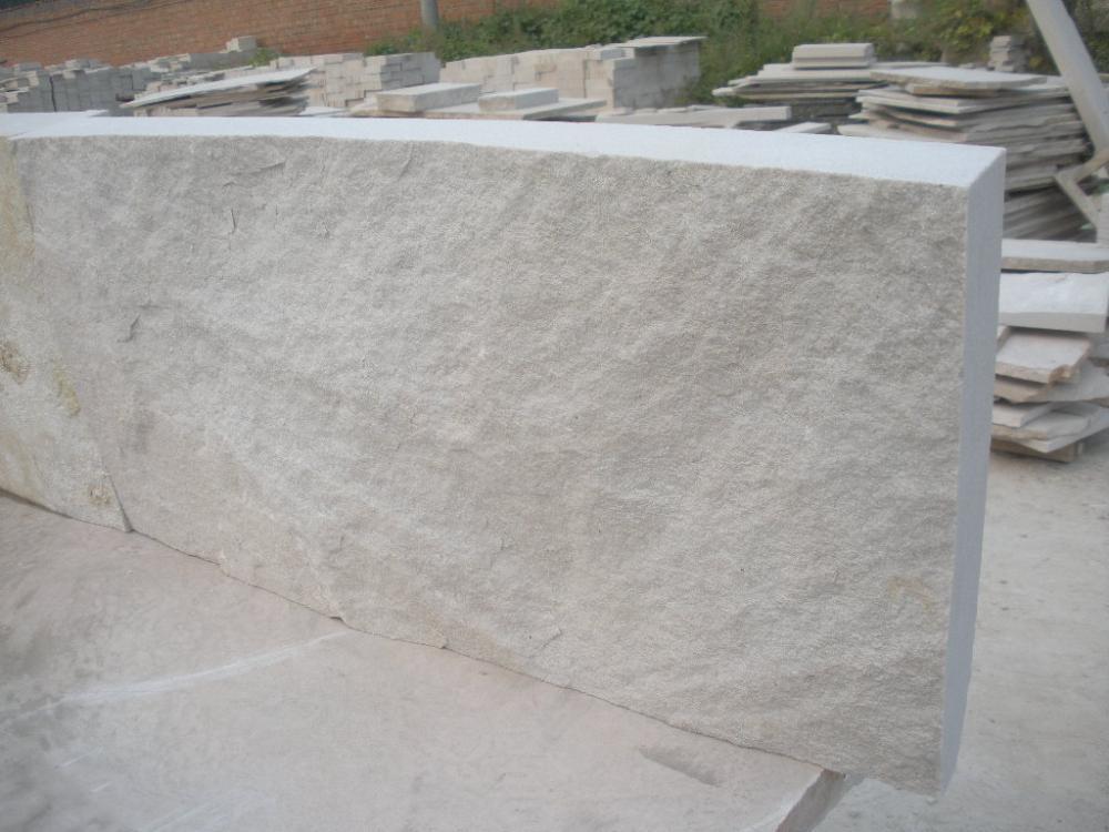 供应白砂岩自然面