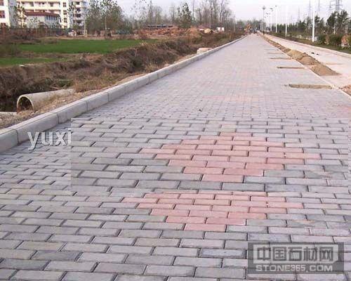 广场石 路沿石 铺路石