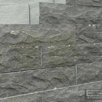 墙皮蘑菇石