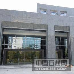 重庆央行太平洋蓝石材工程案例