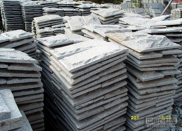 江西芝麻白603蘑菇石