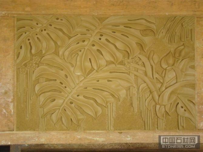云南黄砂岩雕刻2
