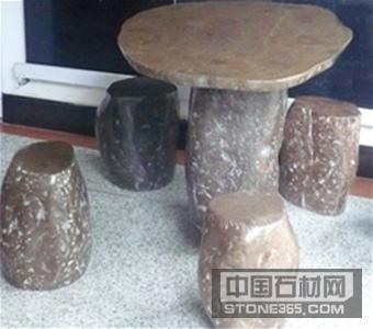 四川雅蒙黑异型桌子凳子