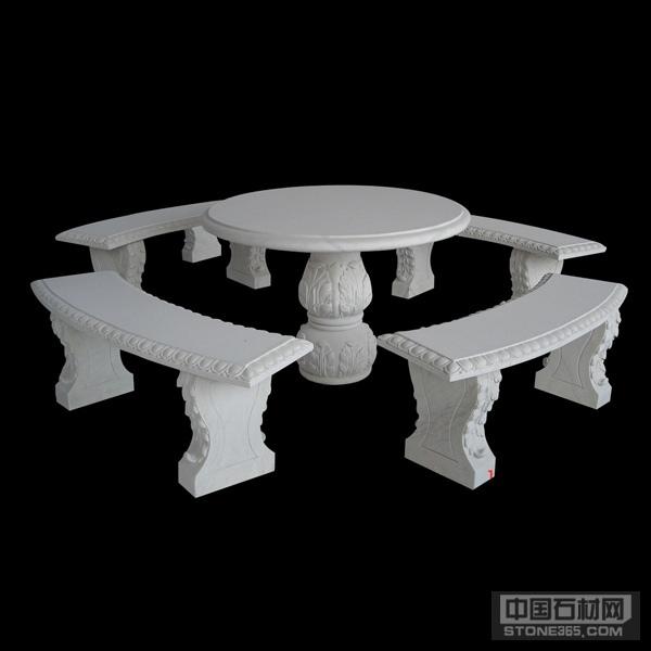 供应石头桌椅