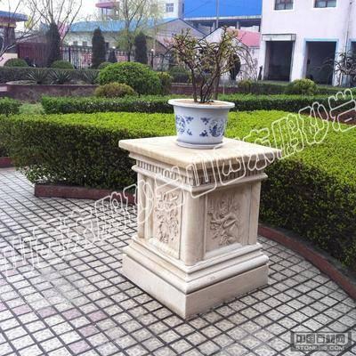 山西砂岩异型雕塑03