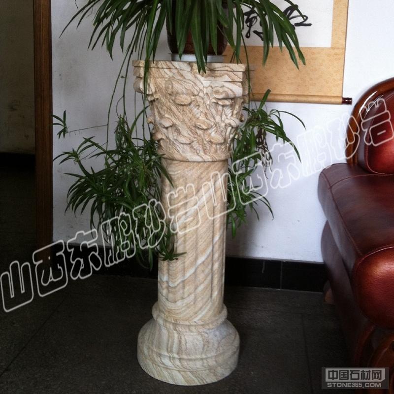 山西砂岩异型雕塑04