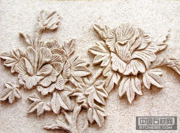 砂岩雕刻 浮雕