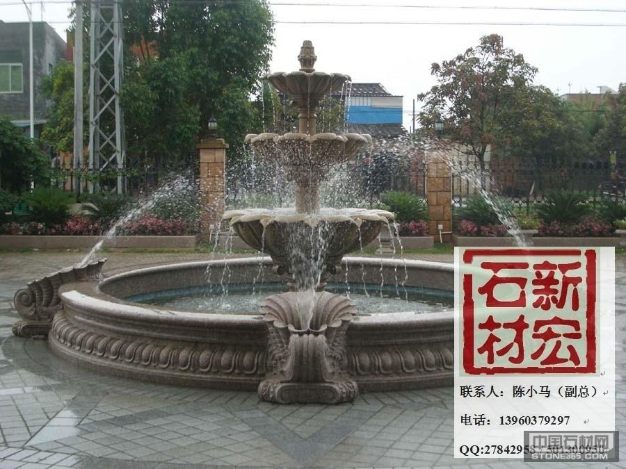 供应喷水池雕刻